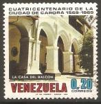 Stamps Venezuela -  LA  CASA  DEL  BALCÒN