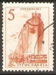 Stamps Yugoslavia -  ASTILLEROS