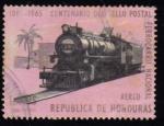 Sellos de America - Honduras -  Centenario del Sello Postal