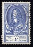 Stamps Belgium -  Congreso