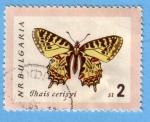 Stamps : Europe : Bulgaria :  Thais Cerisyi