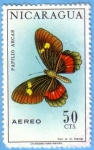 Stamps Nicaragua -  Papilio Arcas