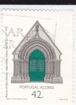 Stamps Portugal -  Portal iglesia Açores