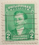 Stamps Philippines -  Dr Jose Rizal