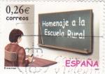 Sellos de Europa - España -  Homenaje a la Escuela Rural   (3)