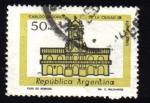 Sellos del Mundo : America : Argentina : Cabildo Histórico de la ciudad de Buenos Aires