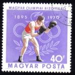 Sellos de Europa - Hungría -  Comité Olimpico
