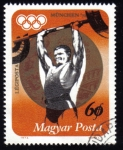 Stamps Hungary -  Munchen 1972