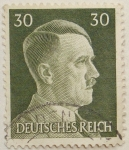 Stamps : Europe : Germany :  Adolfo Hitler