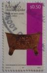 Sellos de America - México -  Creación Popular - Tinaja de barro canelo