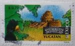 Sellos de America - México -  México turístico - Yucatán (2)