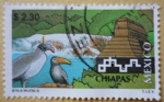 Sellos de America - México -  México turístico - Chiapas (3)