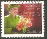 Stamps Canada -  REINA  ELIZABETH  II