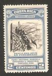 Sellos del Mundo : America : Costa_Rica : 197 - Feria nacional agricola en Cartago, pesca del atún