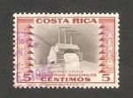 Sellos del Mundo : America : Costa_Rica : 225 - Industria Nacional de aceites y grasas