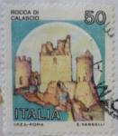 Sellos del Mundo : Europa : Italia : Rocca di Calascio