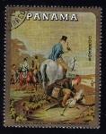 Sellos del Mundo : America : Panamá : Gobelino Siglo XIX