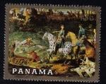 Sellos de America - Panamá -  Oucry 1686