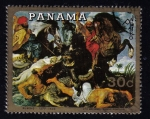 Sellos del Mundo : America : Panamá :  Rubens 1577-1640