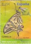 Sellos de Europa - España -  Mariposa- Papilio machaon    (3)