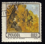 Stamps Panama -  A. Durer