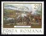 Sellos del Mundo : Europa : Rumania : Batalla de la PLEVNA