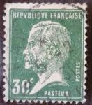 Sellos de Europa - Francia -  LouisPasteur