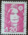 Sellos de Europa - Francia -  Marianne de Briat