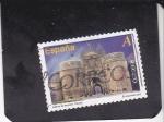 Stamps Spain -  Puerta de Bisagra- Toledo  (3)