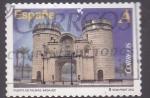Stamps Spain -  Puerta de Palmas- Badajoz  (3)