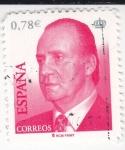 Stamps Spain -  Juan Carlos I rey de España   (3)