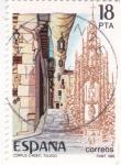Sellos de Europa - España -  Corpus Christi- Toledo   (3)