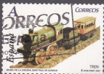 Stamps Spain -  Museu del Juguet de Catalunya-Figueres, Tren   (3)