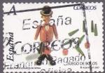 Sellos de Europa - España -  Museu dels Juguets de Dénia- Juego de Bolos   (3)