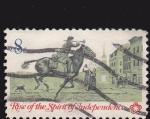 Sellos de America - Estados Unidos -  Espíritu de la Independencia