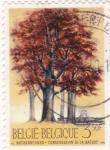 Stamps Belgium -  onservación de la Naturaleza