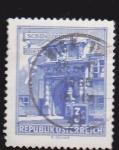 Stamps Austria -  Schweizerto- Viena