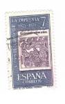Sellos del Mundo : Europa : España : V Centenario de la imprenta