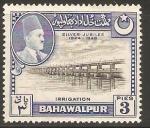 Stamps Pakistan -  SISTEMA   DE   IRRIGACIÒN
