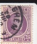 Sellos del Mundo : Europa : Bélgica : Alberto I