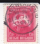 Stamps Belgium -  A. de Gerlache