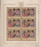 Stamps Oceania - Cook Islands -  Adoración- Fra Angelico -ISLAS COOK