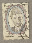 Stamps Asia - Pakistan -  Presidente