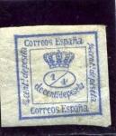 Sellos de Europa - España -  Corona Mural