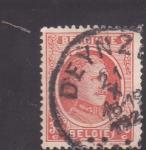 Stamps : Europe : Belgium :  Alberto I