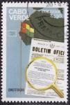 Sellos del Mundo : Africa : Cabo_Verde :  Intercambio
