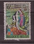 Sellos de Europa - Bélgica -  princesa marguerite d'york semana britanica