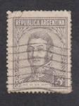 Sellos de America - Argentina -  Gral- Jose De San Martin
