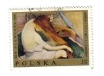 Sellos de Europa - Polonia -  W. Slewinski
