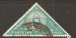 Sellos de Asia - Pakistán -  DÌA   DEL   NIÑO